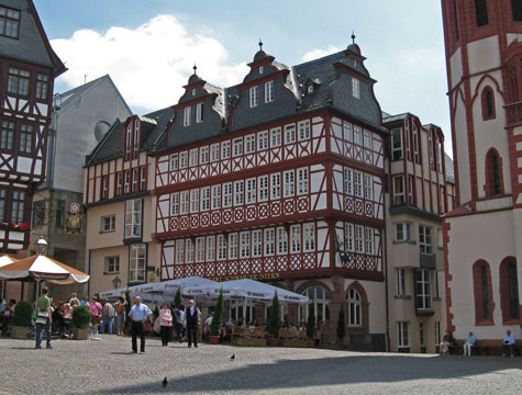 Tourist Attractions in Frankfurt Germany