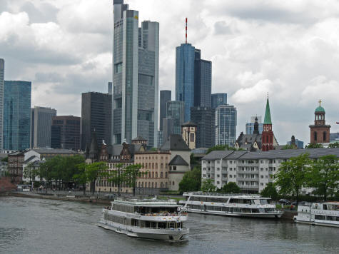 River Cruises from Frankfurt Germany